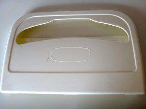 Zásobník na WC sedátka LUX